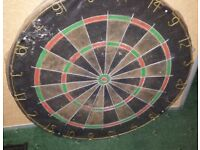 DARTBOARD . if your reading this it will still be for sale