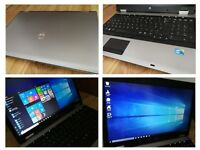 fast profi business and multimedial laptop HP ProBook core i5 with warranty, Windows 10 Pro #7
