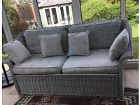 Holloway rattan furniture set