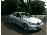 2011 Merceses C220 CDI Sport High Spec + 129k FMBSH