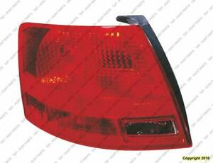 Tail Light Passenger Side Wagon High Quality Audi A4 2005-2008