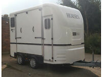 2009 Horsebox Equi-trek Space treka M Trailer