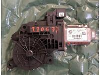 WINDOW POWER MOTOR UNIT FOR DRIVER FRONT SKODA FABIA 2010 to 2012 MODELS