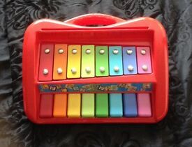 Xylophone & Piano Musical Toy
