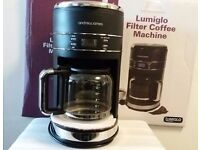 Andrew James Lumiglo Filter Coffee Machine