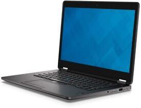 DELL Latitude E7470 i5-6300U 4GB RAM 128GB SSD FHD Win 10 Pro