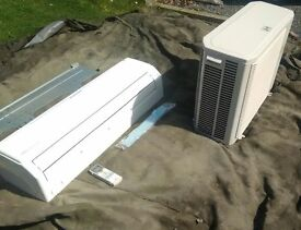 Air conditioning system Fujitsu 7-8kw high wall