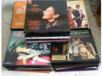 Opera Box Sets 50+ some 2,3 and 4records