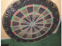 DART BOARD . if your reading this it will still be for sale