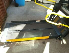 Wheelchair or Bike tail lift - Reg Holmes from a Renault Trafic Ambulance.