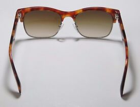 UNISEX PRADA SPR11P 4BW-6S1 SUNGLASSES WITH MIXED FRAMES, USED BUT IN PERFECT CONDITION