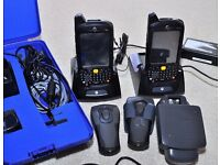 2 x Motorola Symbol MC55 MC5574-WM 6 PRO and Huge Amount of Extras