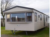 Willerby Rio Deluxe Static Caravan at Haven Littlesea Park Weymouth