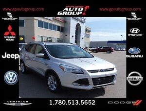 2014 Ford Escape TITANIUM|LEATHER|NAVIGATION