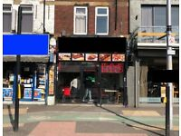 Takeaway Fast Food Business For Sale - Main Road Rusholme - Heavy Footfall - All Equipment Included