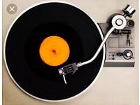 WANTED Records , Record players , 50s 60s 70s furniture free collection anywhere in Tyne and Wear .