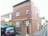 One double bedroom flat with parking for sale