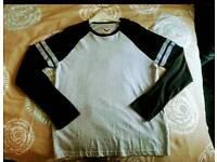Brand new Men's long sleeve t-shirt size medium
