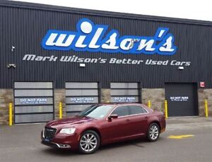 2016 Chrysler 300 LIMITED AWD! NAVIGATION! LEATHER! PANORAMIC RO