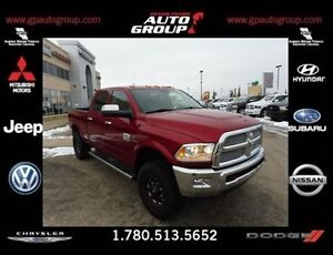 2013 Ram 3500 LARAMIE|LONGHORN|SUPER LOW KMS