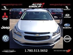 2016 Chevrolet Cruze LT 1LT|LIMITED|LIKE NEW