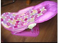 Summer Infant Bath Seat - Pink