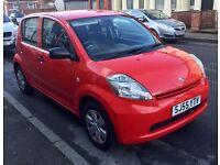 2005 55 DAIHATSU SIRION 1.0 petrol ,£30 A YEAR ROAD TAX