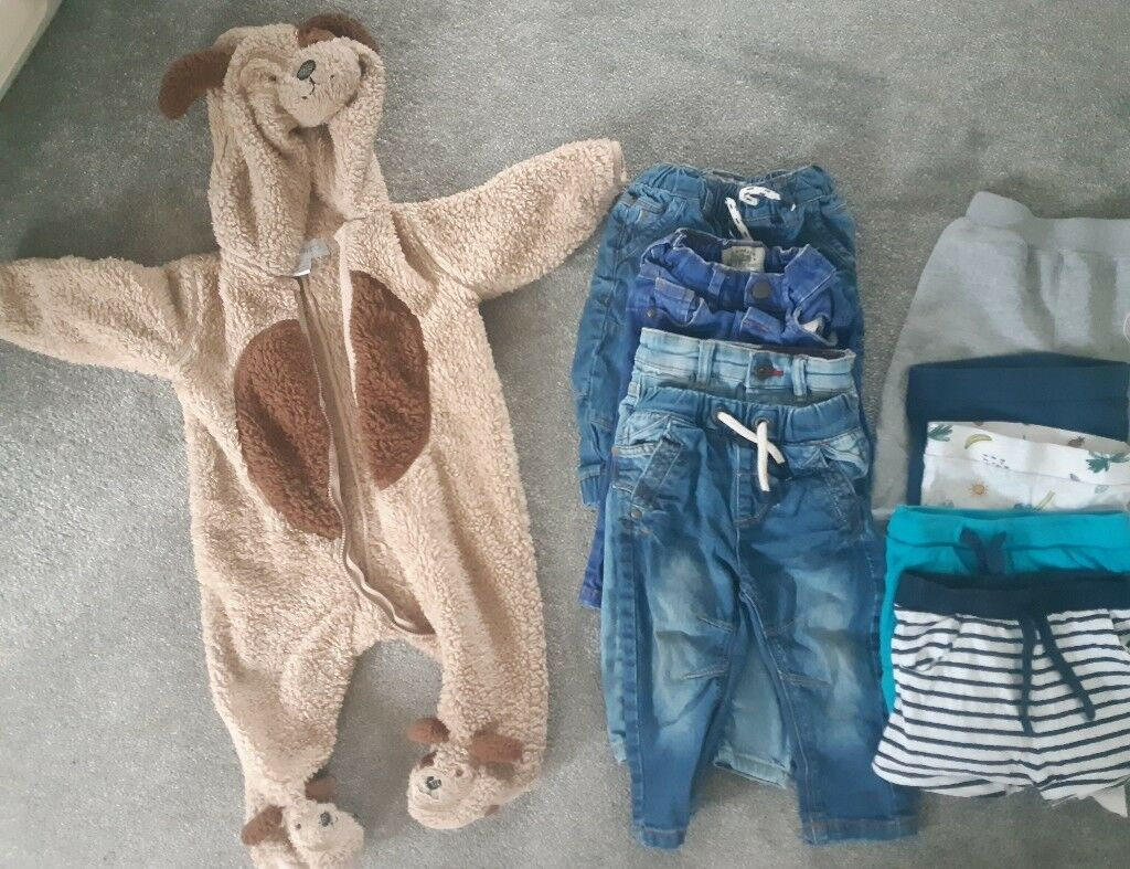 c5a29c18d Baby boy bundle 6-12 months | in Barry, Vale of Glamorgan | Gumtree