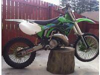 1999 kx250 super evo