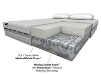 King Ottoman Bed and Mammoth Performace 270 Mattress RRP £2000.00