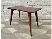 Vintage Retro Coffee Table Wooden #716