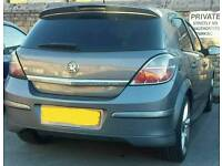 2006 Astra H Mk5 1.7 cdti SRI Exterior Pack with facelift front bumper SPARES OR REPAIRS