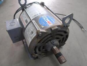 A.O Smith/ E-Plus 5hp Industrial Electric Motor