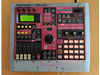 Roland SP-808EX Multitrack Sampler & Sequencer