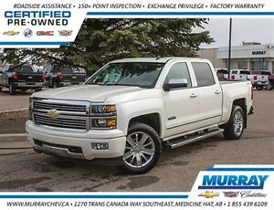 2014 Chevrolet Silverado 1500 High Country *4WD *Leather *Sirius