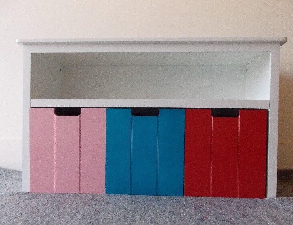 Childrens Easy Reach Storage Unit