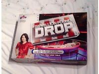 The Million Pound Drop Board Game Drumond Park 2010 VGC Complete