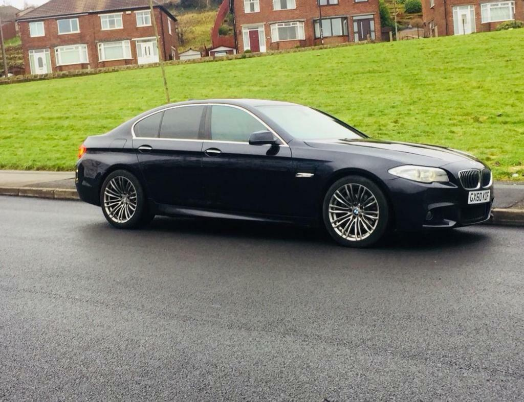 bmw 525d m sport 3 0 f10 new shape not a6 e220 e class 320d 530d 520d 730d passat in sheffield. Black Bedroom Furniture Sets. Home Design Ideas