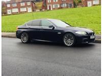 BMW 525d M SPORT 3.0 f10 new shape not a6 e220 e class 320d 530d 520d 730d Passat
