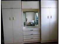 wardrobe with Dressing wardrobe