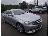 Wanted - Mercedes Benz E class