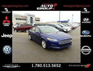 2015 Ford Fusion SE | Feeling of Quality