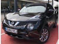 Nissan Juke dCi Tekna 2015 (65 plate) excellent condition, full service history with low mileage