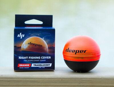 Deeper Sonar Pro + Plus Night Fishing Cover Echolot Fischfinder Fishfinder gebraucht kaufen  Dohna