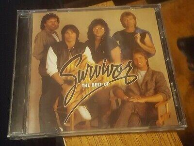 The Best of Survivor by Survivor (CD, Jun-2006, Volcano Records (The Best Of Survivor)