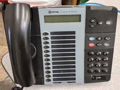 Genuine Cisco MITEL 5212 IP Mode Office Phone Telephone