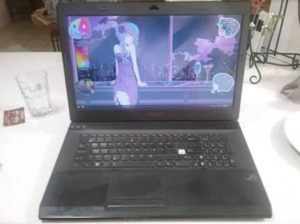 ASUS i7 Gaming Laptop ROG G73JH