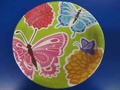 Butterflies Flower Spring Floral Garden Birthday Party 10