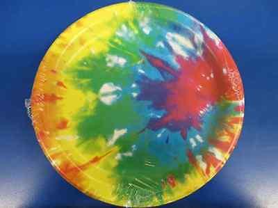 Tie Dye Groovy Rainbow 60's Hippie Theme Birthday Party 9