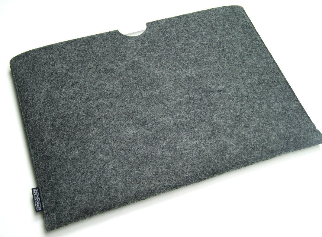 Dell XPS 13 felt laptop sleeve case wallet - PERFECT FIT, 5 great colours!